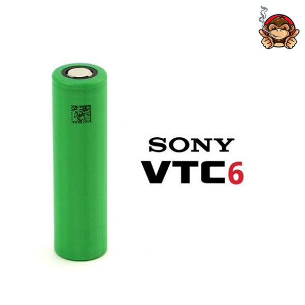 Sony VTC6 batteria ricaricabile 18650 3000mah 20A