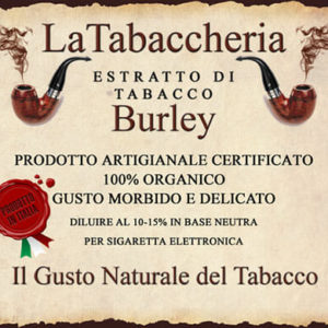 BURLEY Aroma La Tabaccheria 10ml