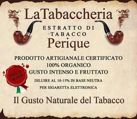 PERIQUE Aroma La Tabaccheria da 10ml