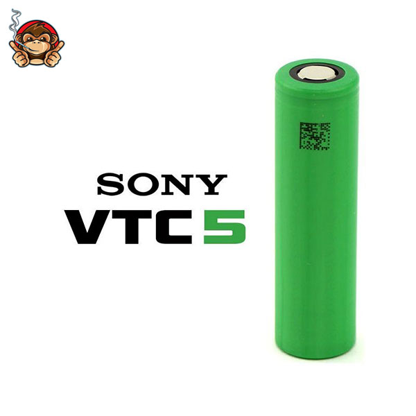 Sony VTC5 batteria ricaricabile 18650 2600mah 30A