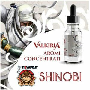 Valkiria - Aroma SHINOBI da 10ml - Vaporart
