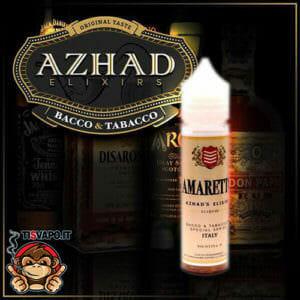 amaretto azhad elixir bacco tabacco