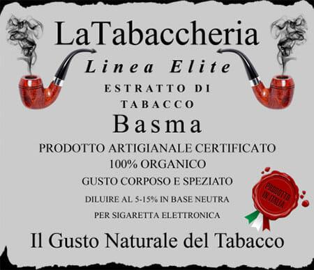 BASMA - Linea Elite La Tabaccheria