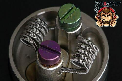 Dual Core V1 - Breakill's Alien Lab (coppia 2pz)