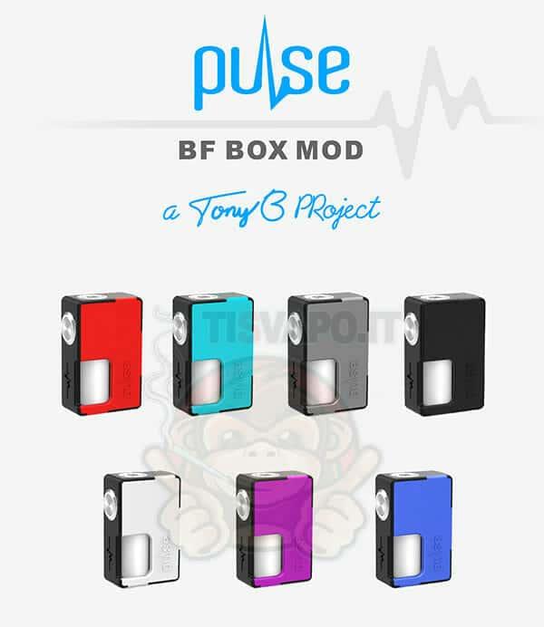 pulse box mod