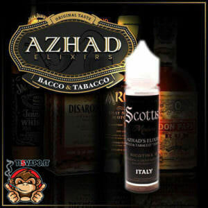 Scottish Mixture - Bacco & Tabacco - Aroma Concentrato da 20ml - Azhad