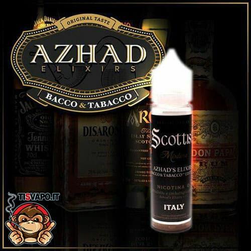 Scottish Mixture - Bacco & Tabacco - Aroma Concentrato da 20ml - Azhad