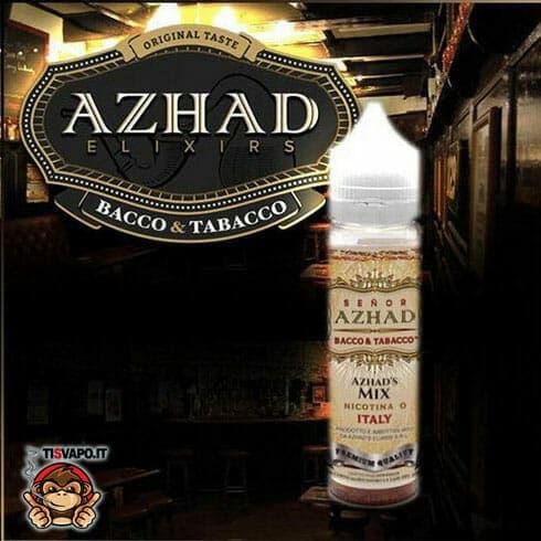 Senor - Bacco & Tabacco Azhad - Aroma Concentrato da 20ml