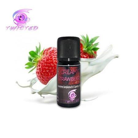 Creamy Strawberry - Aroma Twisted 10ml
