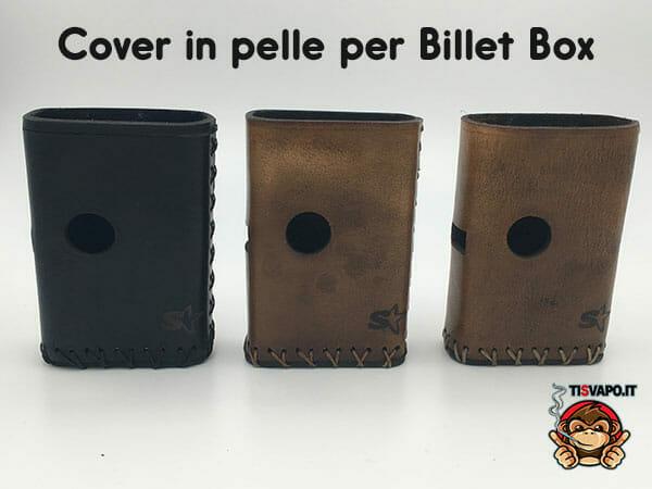 Cover in Pelle per Billet Box