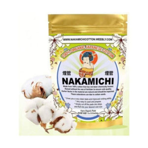 Nakamichi - Cotone organico Giapponese