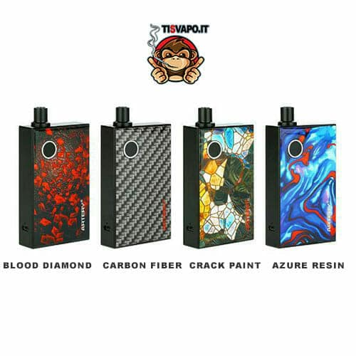 PAL AIO All In One Kit by Artery Vapor (Billet Box Style)