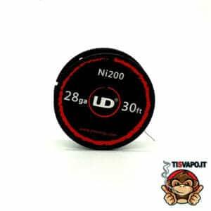 Filo Resistivo UD Ni200 28ga 0.32mm