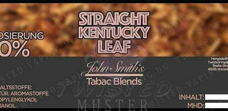 Straight Kentucky Leaf - Aroma Twisted 10ml
