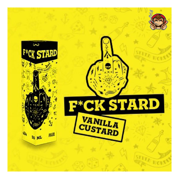 Fuckstard - Mix Series 50ml - Seven Wonders