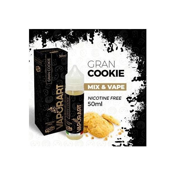 Gran Cookie - Mix Series 50ml - Vaporart