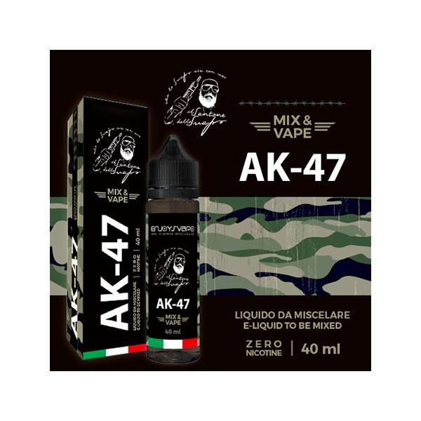 AK 47 - Mix Series 40ml. - il Santone dello Svapo