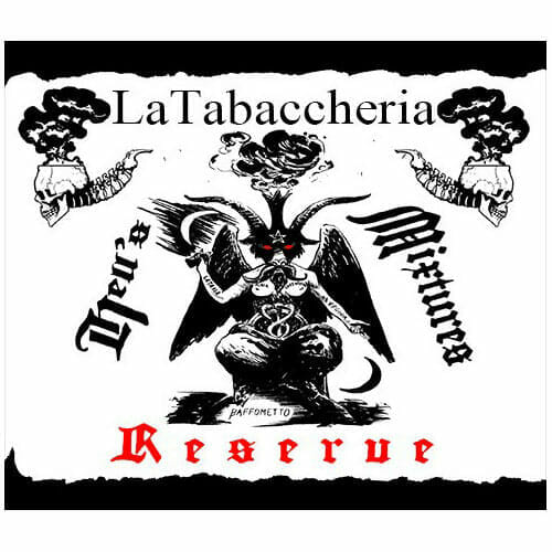 BAFFOMETTO RESERVE Hell's Mixture Aroma La Tabaccheria 10ml