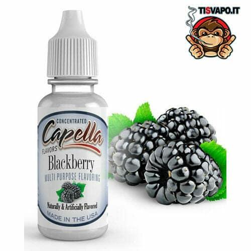 Aroma Capella Blackberry da 13ml