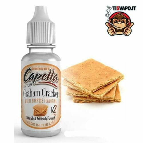Aroma Capella Graham Cracker V2 da 13ml