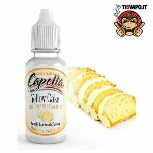 Aroma Capella Yellow Cake da 13ml