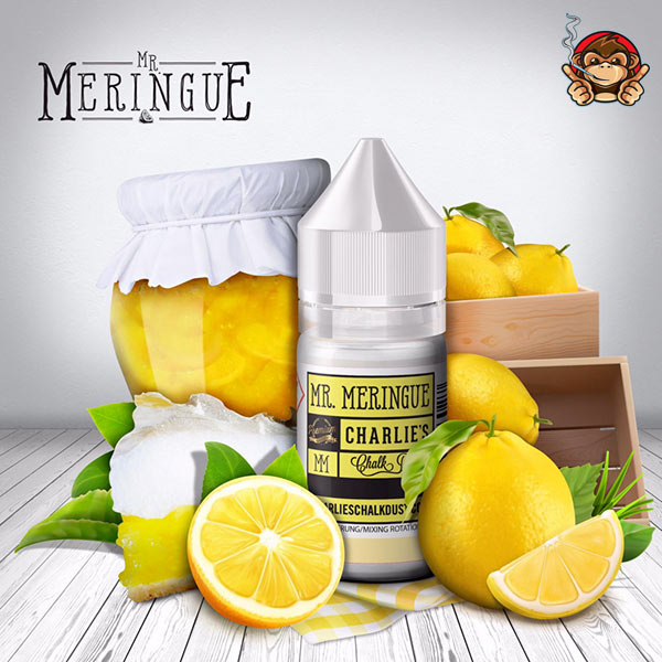 Mr. Meringue - Aroma concentrato 30ml - Charlie's Chalk Dust