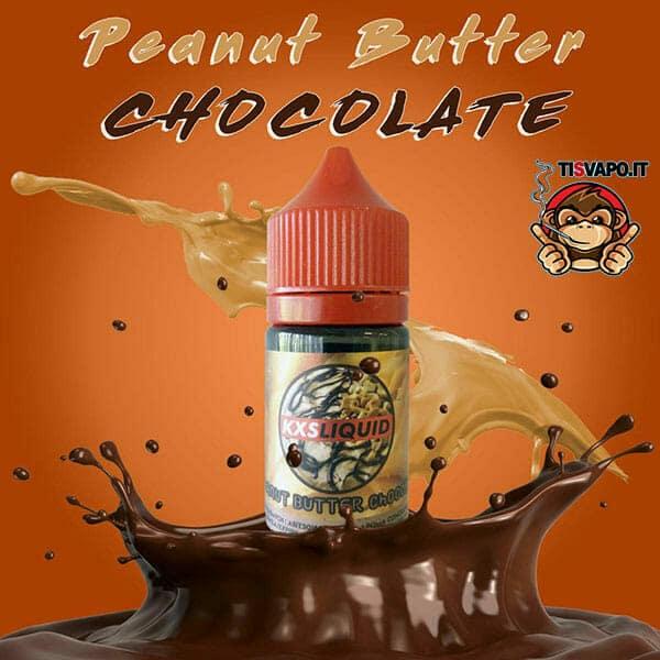 Peanut Butter Chocolate  Aroma Concentrato 20ml - KXS