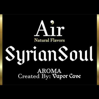 Vapor Cave Syrian Soul
