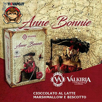 Anne Bonnie - Aroma Concentrato da 20ml - Valkiria