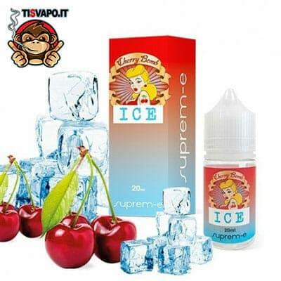 Cherry Booms Ice - aroma concentrato da 20ml. - Suprem-e