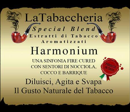 HARMONIUM Special Blend - La Tabaccheria