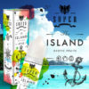 The Island - Mix Series 50ml - Super Flavor