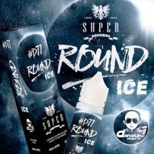 Round #D77 ICE Danielino77 - Mix Series 50ml. - Super Flavor