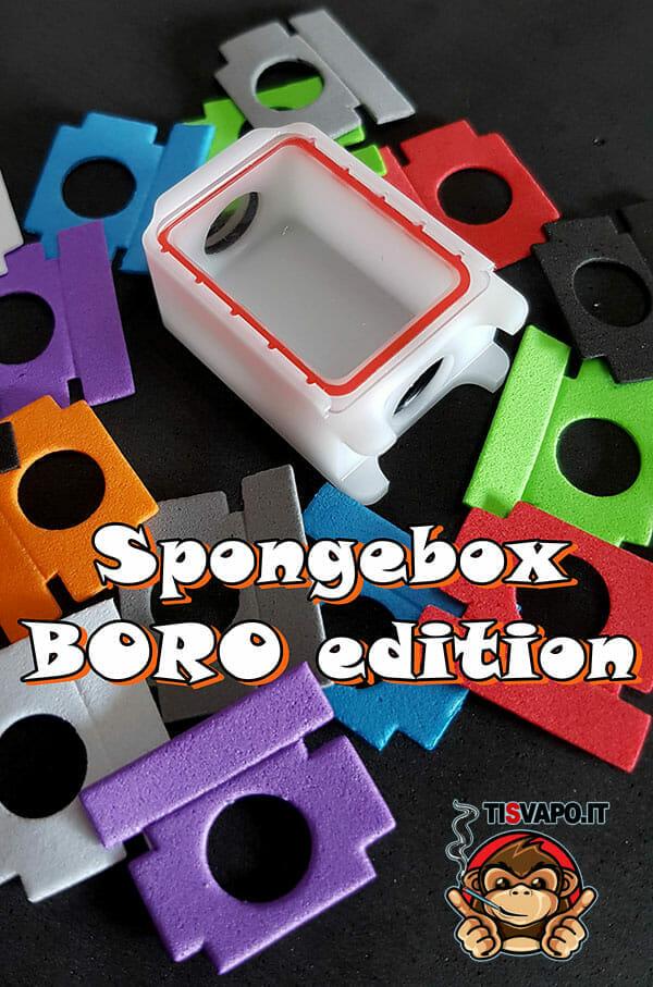Anti-condensa Boro Tank per Billet Box by SPONGEBOX
