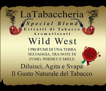 WILD WEST Special Blend - La Tabaccheria