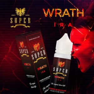 Wrath - Mix Series 40ml - Super Flavor