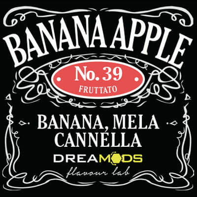 Banana Apple No. 39 - Dreamods