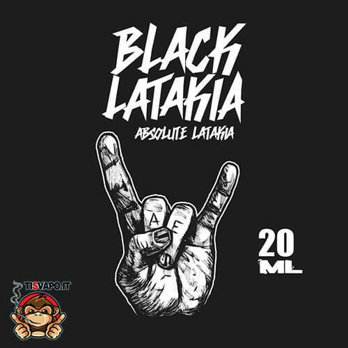 Black Latakia Azhad - Aroma Concentrato da 20ml