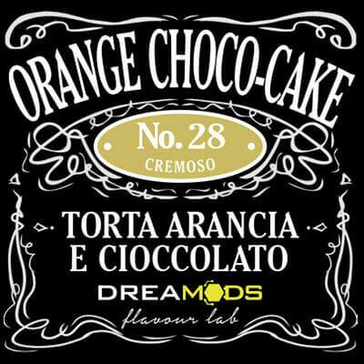 Orange Choco Cake No. 28 - Dreamods
