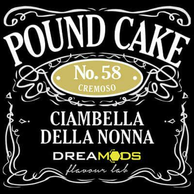 Pound Cake No. 58 - Dreamods