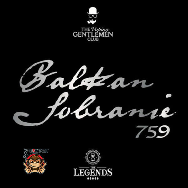 Balkan Sobranie 759 - The Vaping Gentlemen Club