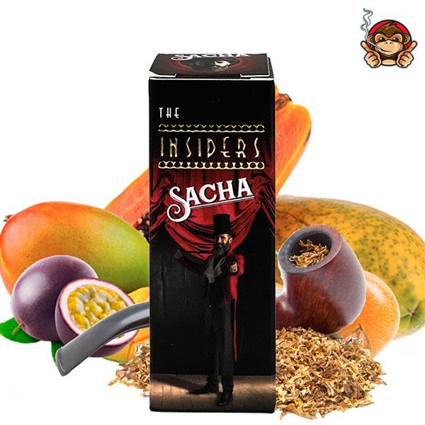 SACHA - aroma da 11ml. - The Vaping Gentlemen Club