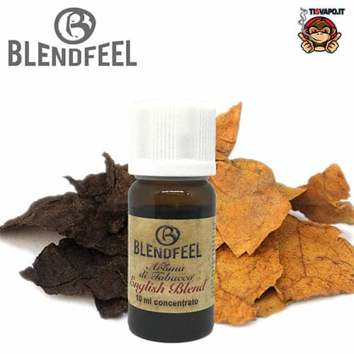 English Blend aroma 10ml. - Blendfeel