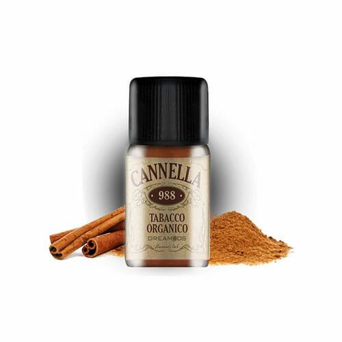 Cannella No. 988 Tabacco Organico Dreamods