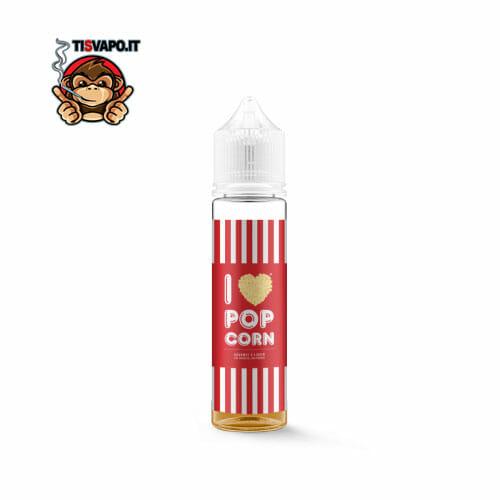 I Love Popcorn – Aroma Concentrato da 20ml. – Mad Hatter