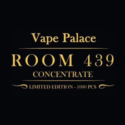 Room 439 Limited Edition - Aroma Concentrato 30ml - Vape Palace