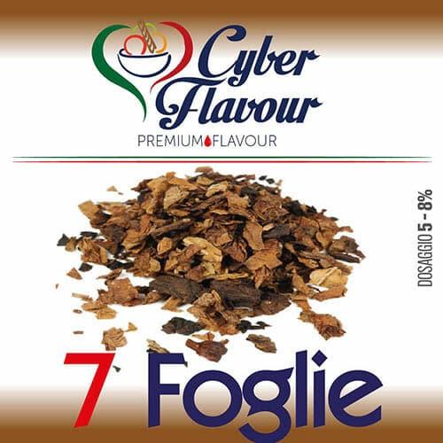 7 FOGLIE aroma da 10ml. Cyber Flavour