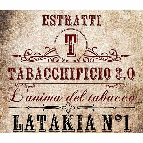 Latakia N°1 - Tabacchificio 3.0