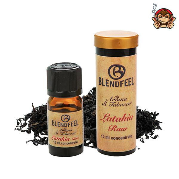 Latakia Raw aroma 10ml. - Blendfeel