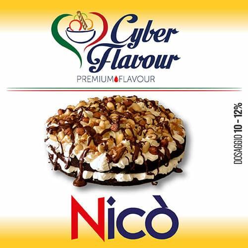 NICÒ aroma da 10ml. Cyber Flavour